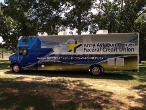 Rv Wraps Graphics Decals AFCcreditunion 1