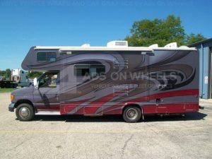 Rv Wraps Graphics Decals JEN