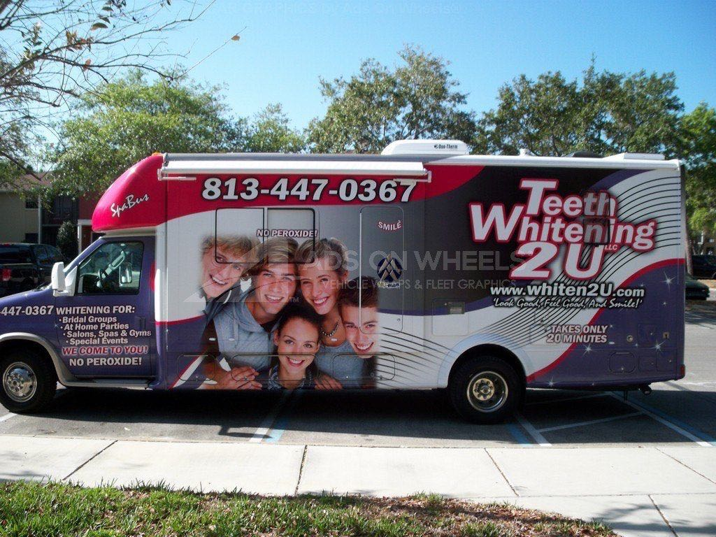 RV Wraps - Vehicle Wraps and Fleet Graphics - Ads On Wheels ®