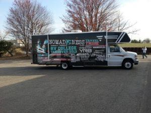 Rv Wraps Graphics Decals Nomad
