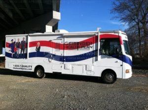 Rv Wraps Graphics Decals Political Campaign Lee