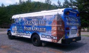School Bus Wrap Graphics GSC