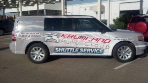 Suv Wraps Graphics Dealership KAG
