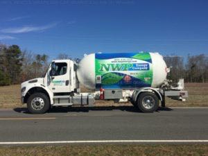 Tanker Truck Wrap Graphics Decals