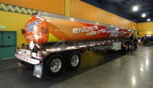 Tanker Wraps Graphics Oil Gas Decals