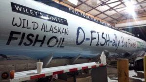 Tanker Wraps Graphics Truck Fuel