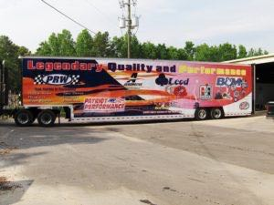 Tractor Trailer Wraps Semi Graphics LON