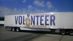 Tractor Trailer Wraps Semi Graphics Louisiana Government