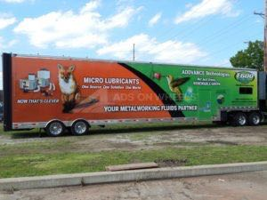 Tractor Trailer Wraps Semi Graphics MDT Automotive