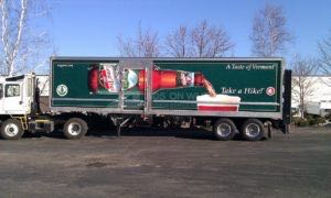 Tractor Trailer Wraps Semi Graphics Long Trail Brewing Beverage