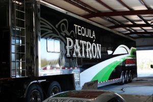 Tractor Trailer Wraps Semi Graphics  Patron