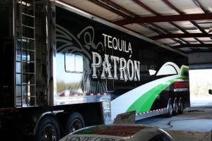 Tractor Trailer Wraps Semi Graphics  Patron