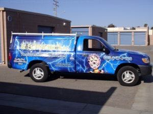 Truck Wrap Pickup Truck Graphics AFE