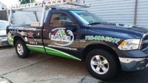 Truck Wrap Pickup Truck Graphics EPW