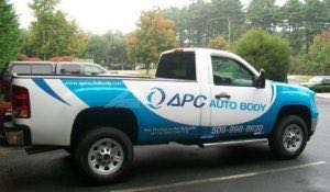 Truck Wrap Pickup Truck Graphics  Apc