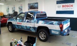 Truck Wrap Pickup Truck Graphics Bos5