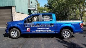 Truck Wrap Pickup Truck Graphics Decals DRPG