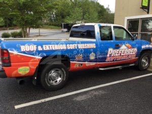 Truck Wrap Pickup Truck Graphics Decals PSW
