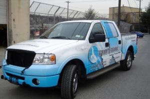Truck Wrap Pickup Truck Graphics  Ford PER