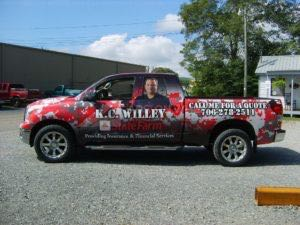 Truck Wrap Pickup Truck Graphics Insurance State Farm
