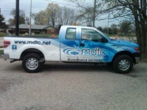 Truck Wrap Pickup Truck Graphics Mdtc Ford