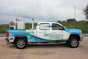 Truck Wrap Pickup Truck Graphics Power Washing ISW