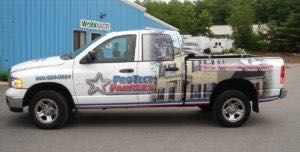 Truck Wrap Pickup Truck Graphics Protect Painters Ppt