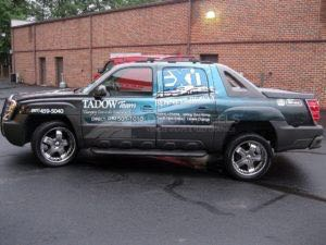 Truck Wrap Pickup Truck Graphics Real Estate Exit