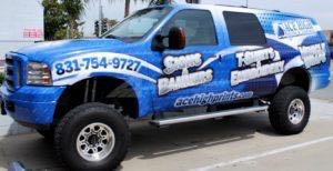 Truck Wrap Pickup Truck Graphics Signs Ace