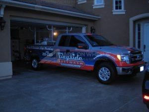Truck Wrap Pickup Truck Graphics Softwash BWC