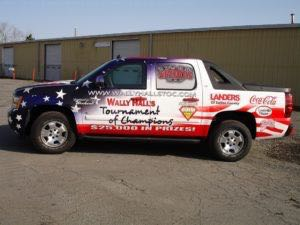 Truck Wrap Pickup Truck Graphics Sports GMK