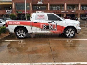 Truck Wrap Pickup Truck Graphics Ubuild It Home Construction Kc