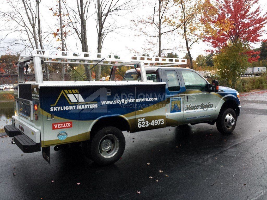 Wrap Gallery - Vehicle Wraps and Fleet Graphics - Ads On