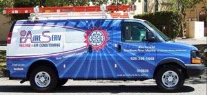 Van Wrap Graphics ARS NM