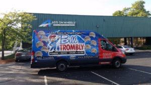 Van Wrap Graphics BAW7