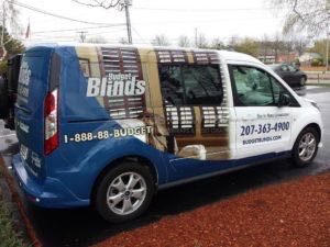 Van Wrap Graphics BDB KS2