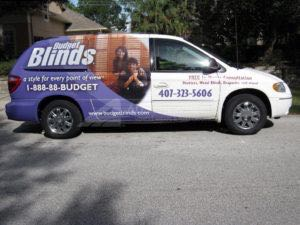 Van Wrap Graphics BDB RL