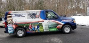 Van Wrap Graphics BFM60