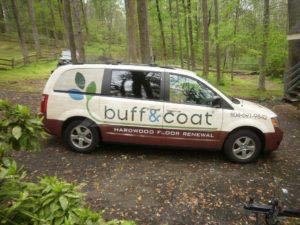Van Wrap Graphics BNC