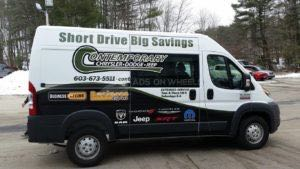 Van Wrap Graphics CCD2