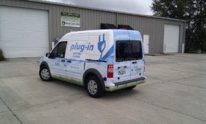 Van Wrap Graphics CCO