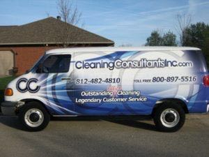 Van Wrap Graphics CLC