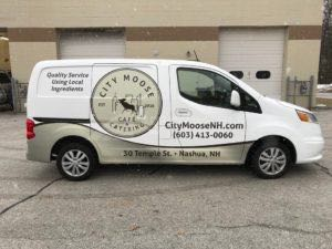 Van Wrap Graphics CMOO2
