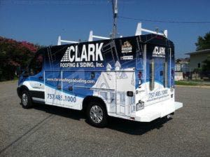 Van Wrap Graphics CRS Wraps