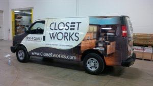 Van Wrap Graphics CSW4