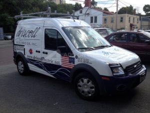 Van Wrap Graphics DEC