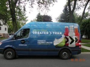 Van Wrap Graphics DGT