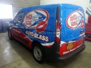 Van Wrap Graphics DSC3