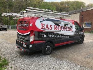 Van Wrap Graphics EAS 5
