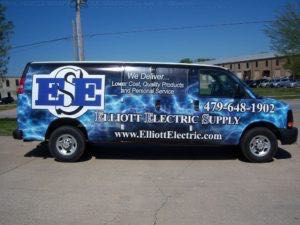 Van Wrap Graphics EEs